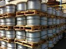 চীন EHS Wire Zinc Coated Overhead Ground Wire / Overhead Earth Wire For Atomic Reactor Buildings কারখানা