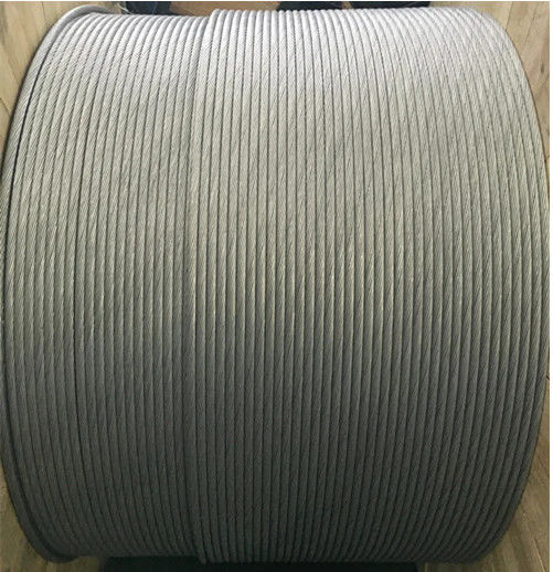 ISO9001 Certification Aluminium Clad Steel Wire Strand Acs For Opgw